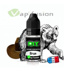Classic brun - arôme concentré - 10ml - Diy - Vapfusion
