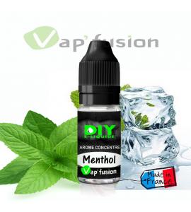 Menthol - arôme concentré - 10ml - Diy - Vapfusion