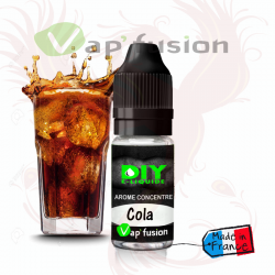 Concentré Cola 10ml by Vap'fusion