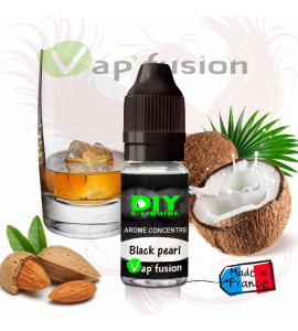 Blackpearl - arôme concentré - 10ml - DIY - Vapfusion