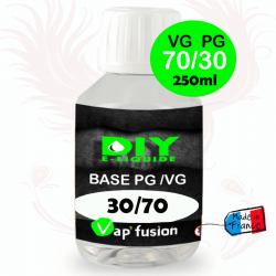 Base VG/PG 70-30 250ml by Vap'fusion