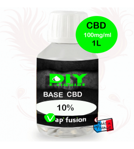 1 litre booster Cbd pure base 1000mg