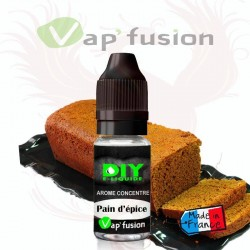 Pain d'épice- arôme concentré - 10ml - Diy - Vapfusion