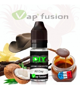 All day- arôme concentré - 10ml - Diy - Vapfusion