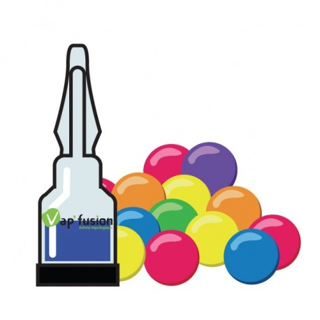 Arôme bubble gum Vap'fusion