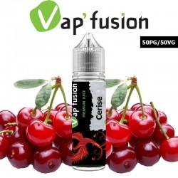E liquide Vapfusion 50 ml - Cerise - Prêt à booster