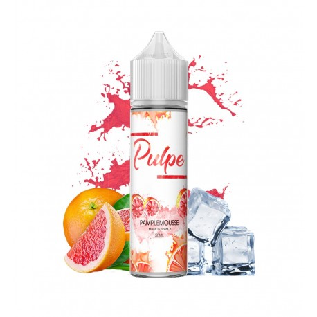 E-liquide Pulpe  50 ml  50/50 PG/VG Vap'fusion