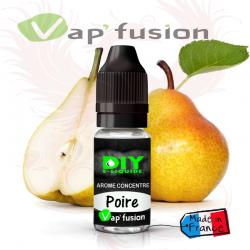 POIRE - arôme concentré - 10 ml - DIY - Vapfusion