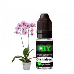 Orchydées- arôme concentré - 10ml - Diy - Vapfusion