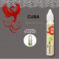 e-liquide CUBA Vap'fusion 30 ml