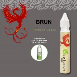 e-liquide brun Vap'fusion 30 ml