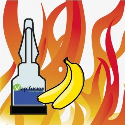 Arôme banane flambée Vap'fusion