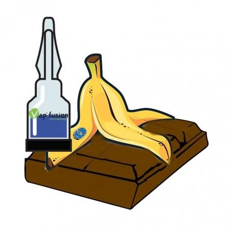 Arôme croquant banane choco Vap'fusion