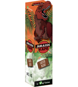 e-liquide classic  blend jurassic vape 50 ml