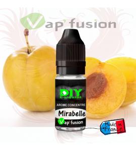 Mirabelle - arôme concentré - 10ml - Diy - Vapfusion